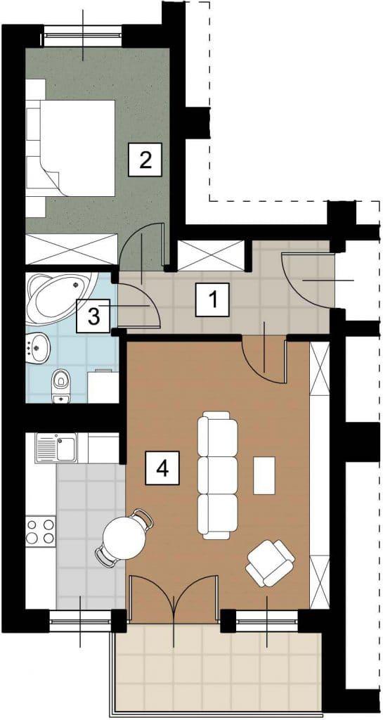 niecia 13 17 545x1024 - Przetargi na lokale mieszkalne