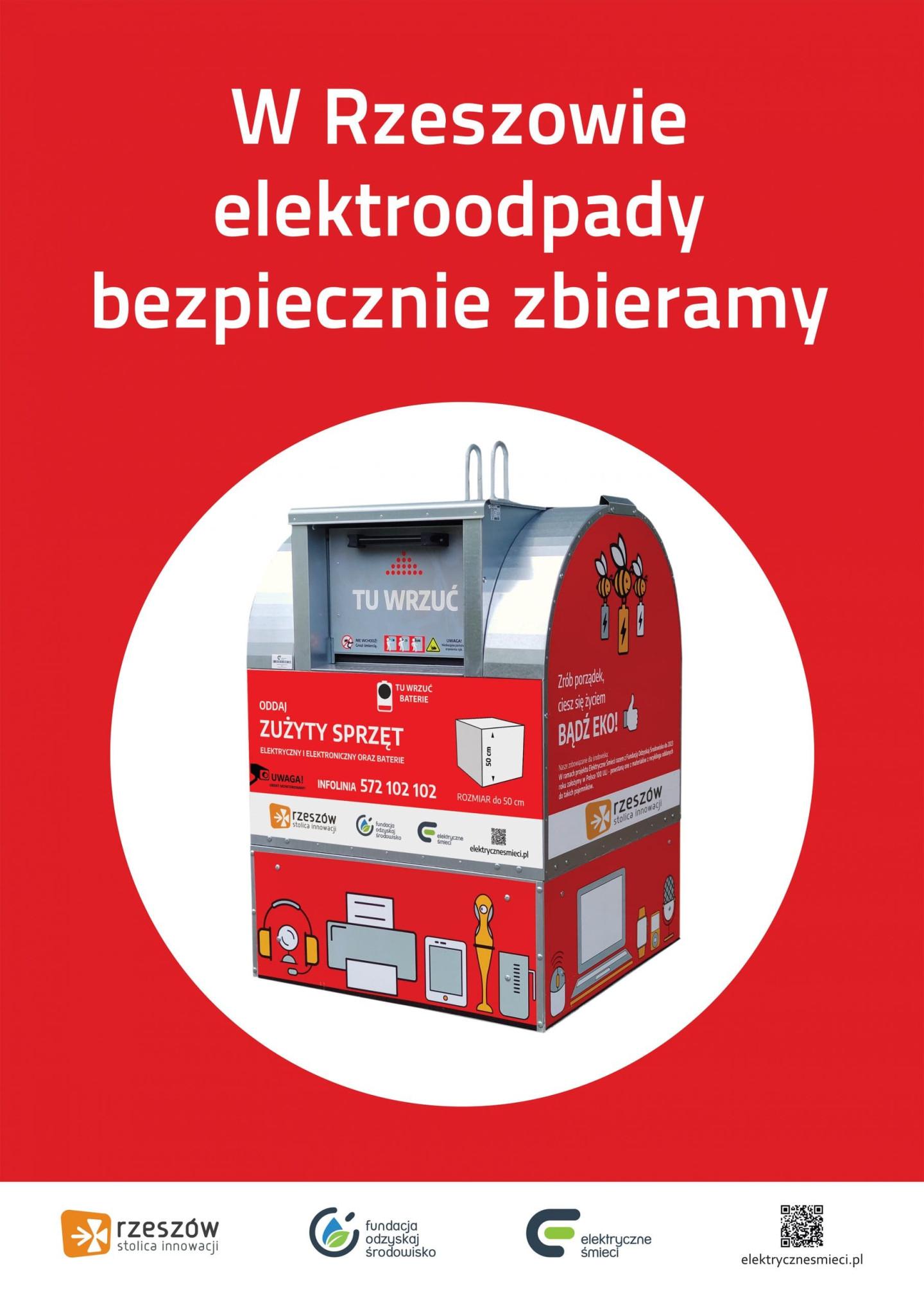 elektrosmieci plakat.cdr